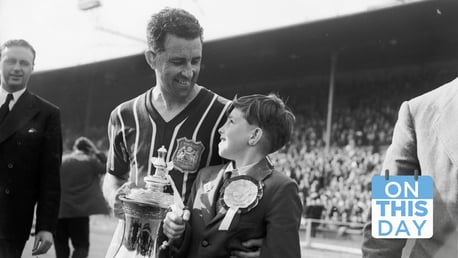 On This Day: A century for City's Captain Fantastic