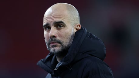 Pep Guardiola: We are in a good moment