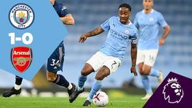 FULL MATCH REPLAY: City 1-0 Arsenal