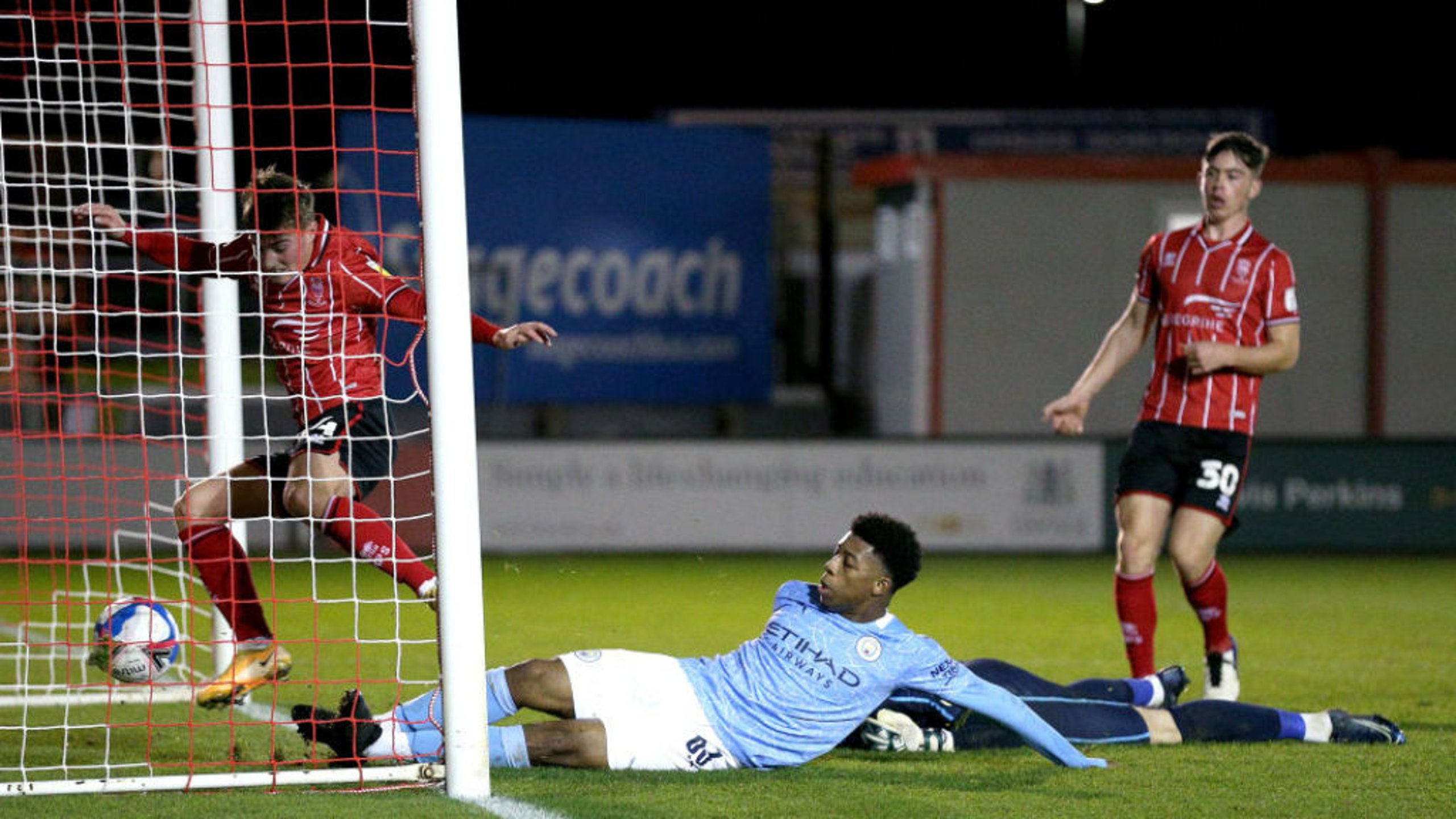 City Under-21s edged out on penalties by Lincoln