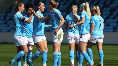 City to face Leicester in Women's FA Cup quarter-final