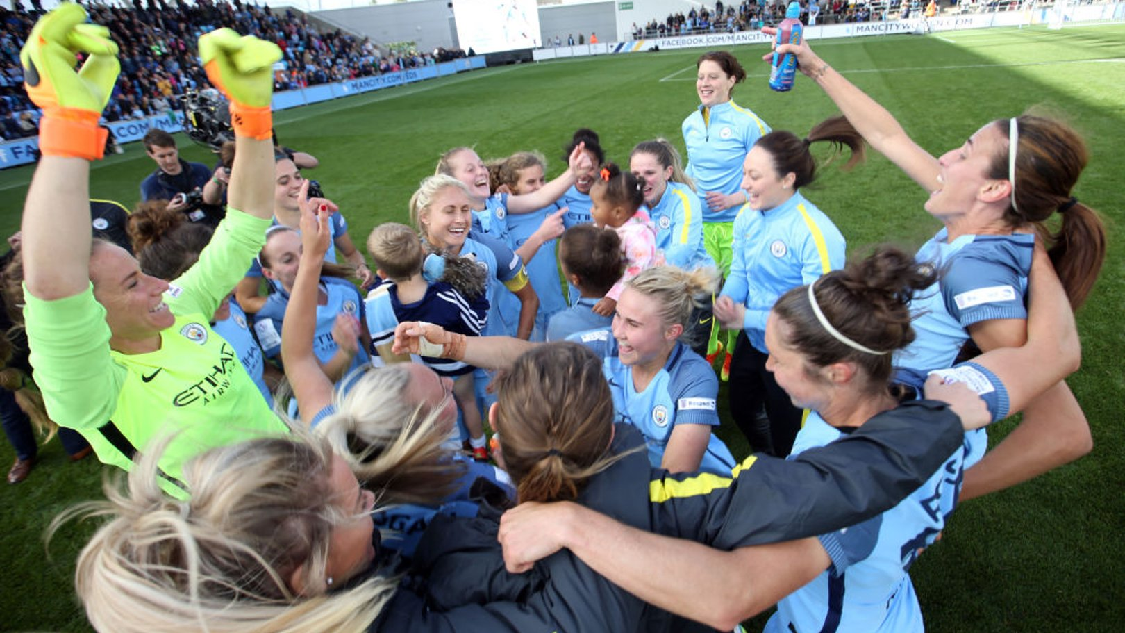 Title glory, Cup joy and Derby delight: Five classic women's games