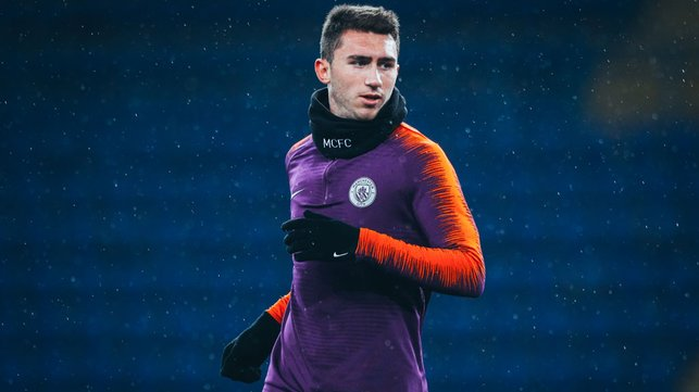 STAR MAN : Aymeric Laporte's recent displays have earned deserved acclaim