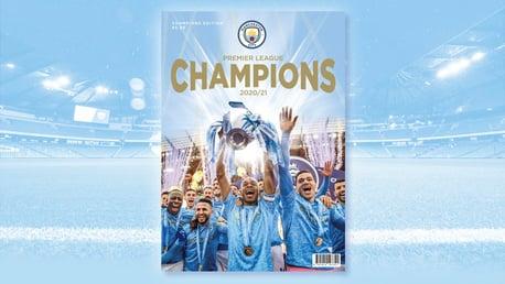 CHAMPIONS MAGAZINE! นิตยสารเรื่องราวของแชมป์พรีเมียร์ลีก