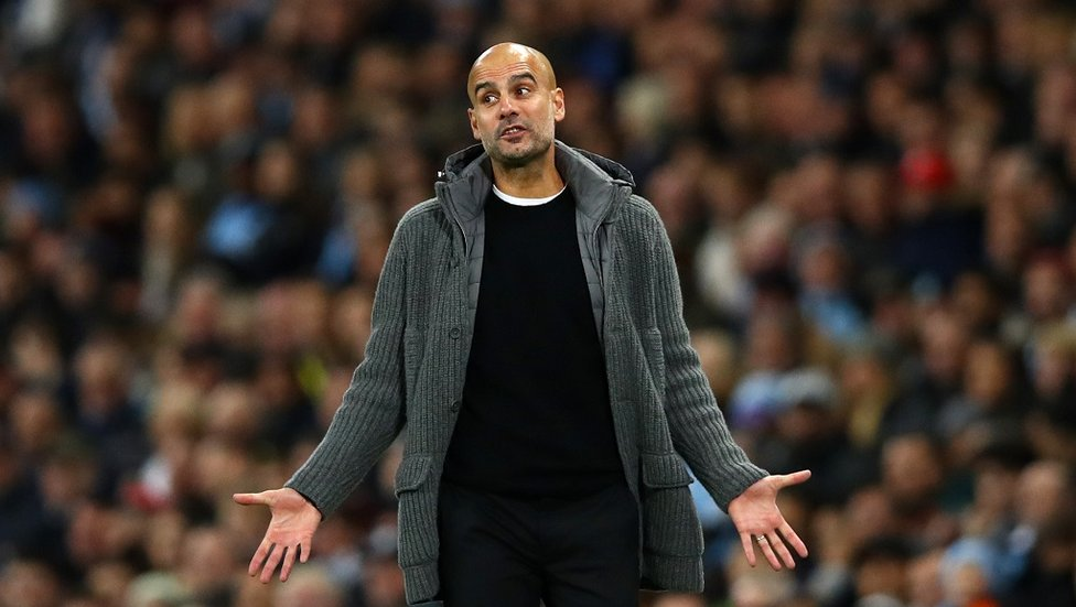 COME ON GUYS! Pep demands more