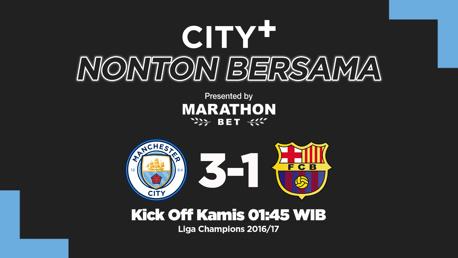 CITY+ vs Barcelona