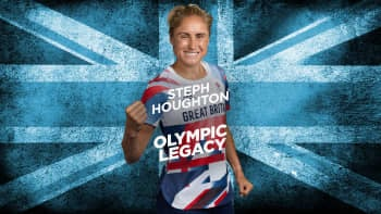 Steph Houghton: Olympic Legacy