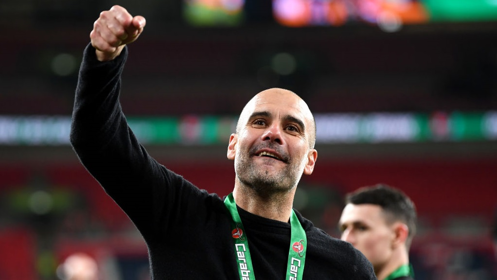 The Pep Guardiola story: Part 1