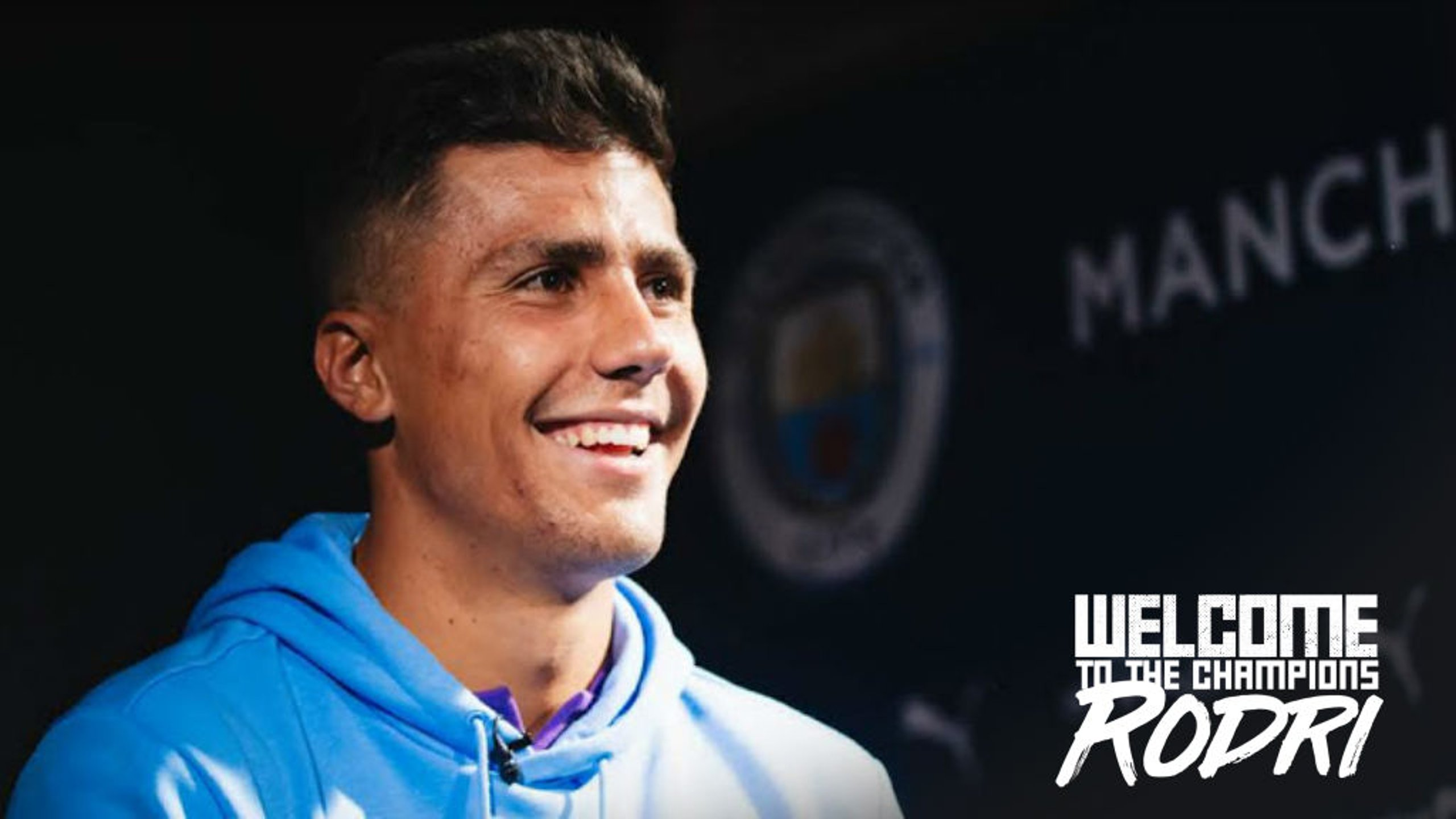 Welcome Rodri: First day gallery