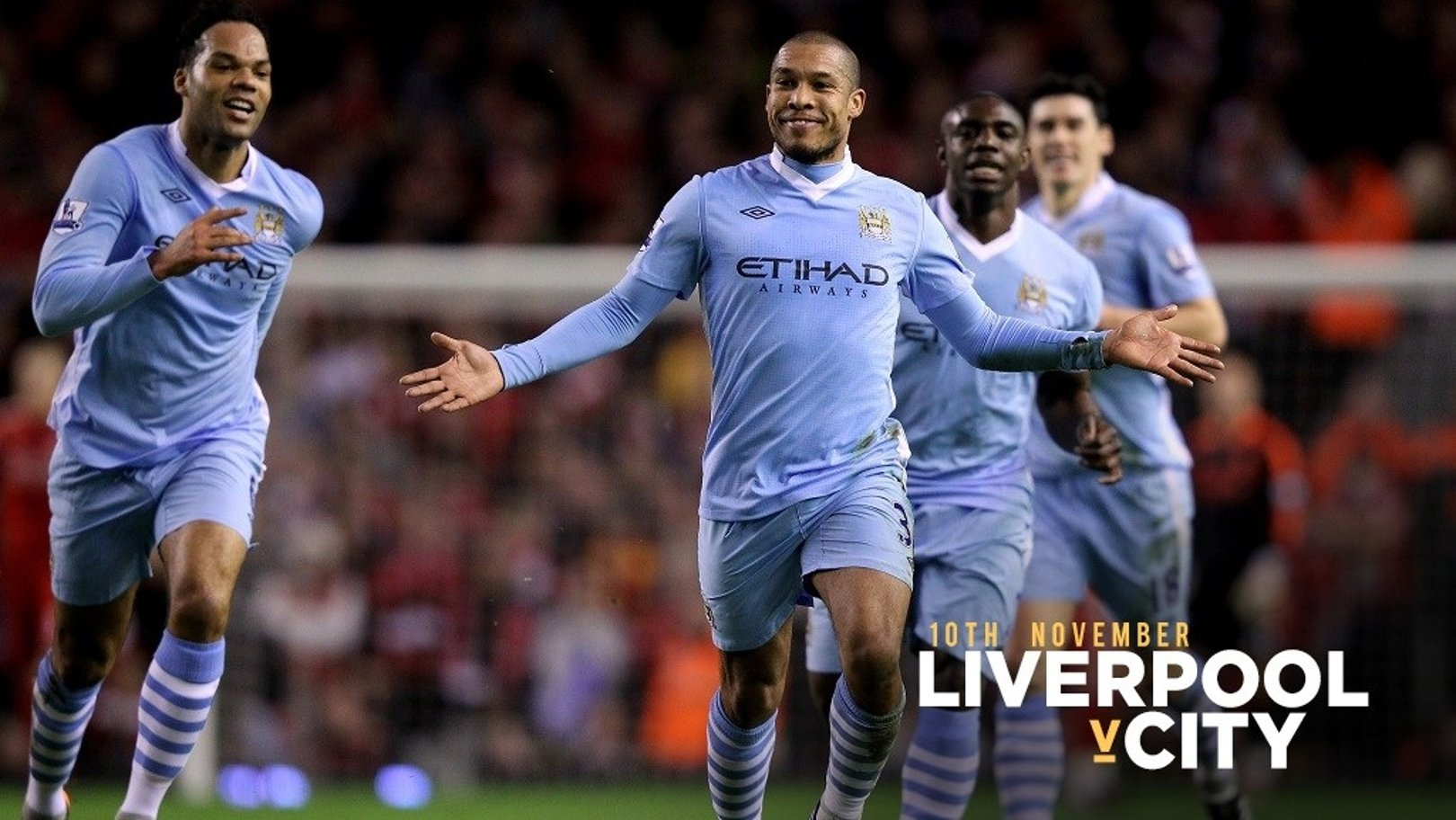 Liverpool v City: Five great Anfield moments