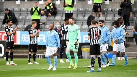 Newcastle 3-4 City: resumen amplio