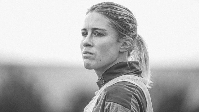 AMERICAN EAGLE : Abby Dahlkemper has impressed in her early City career