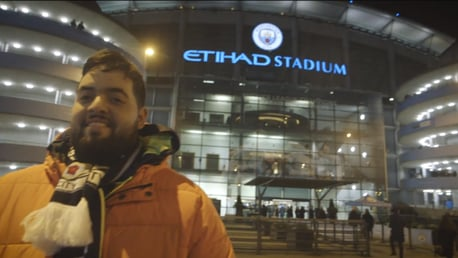 VLOG: Arthur Costa travelled almost 10,000 miles to be at the Liverpool game