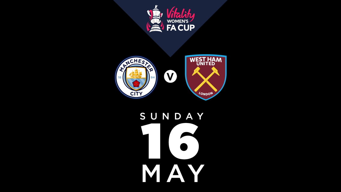 WATCH LIVE: City v West Ham FA Women's Cup live on CITY+