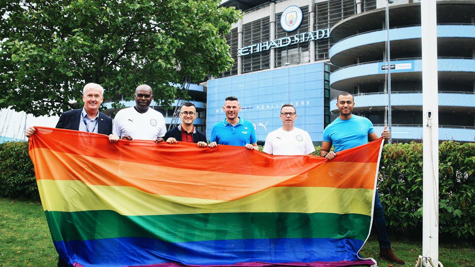 City and PUMA launch Pride celebrations
