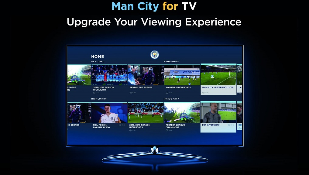 El City lanza su app para TV