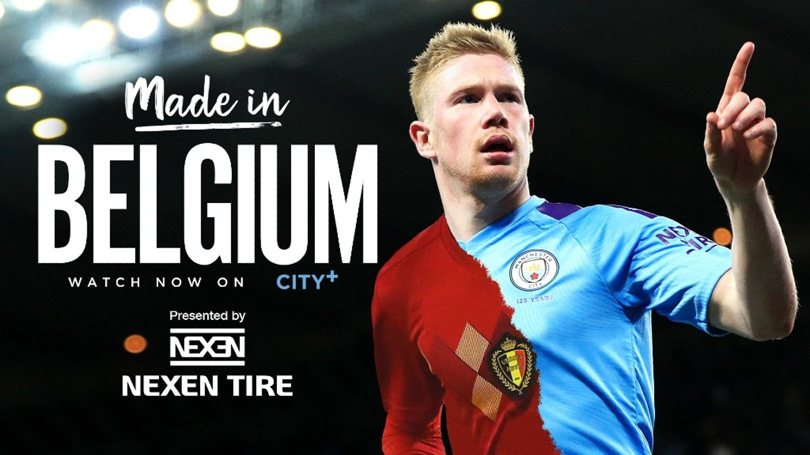 Made in Belgium: What we learned about Kevin De Bruyne