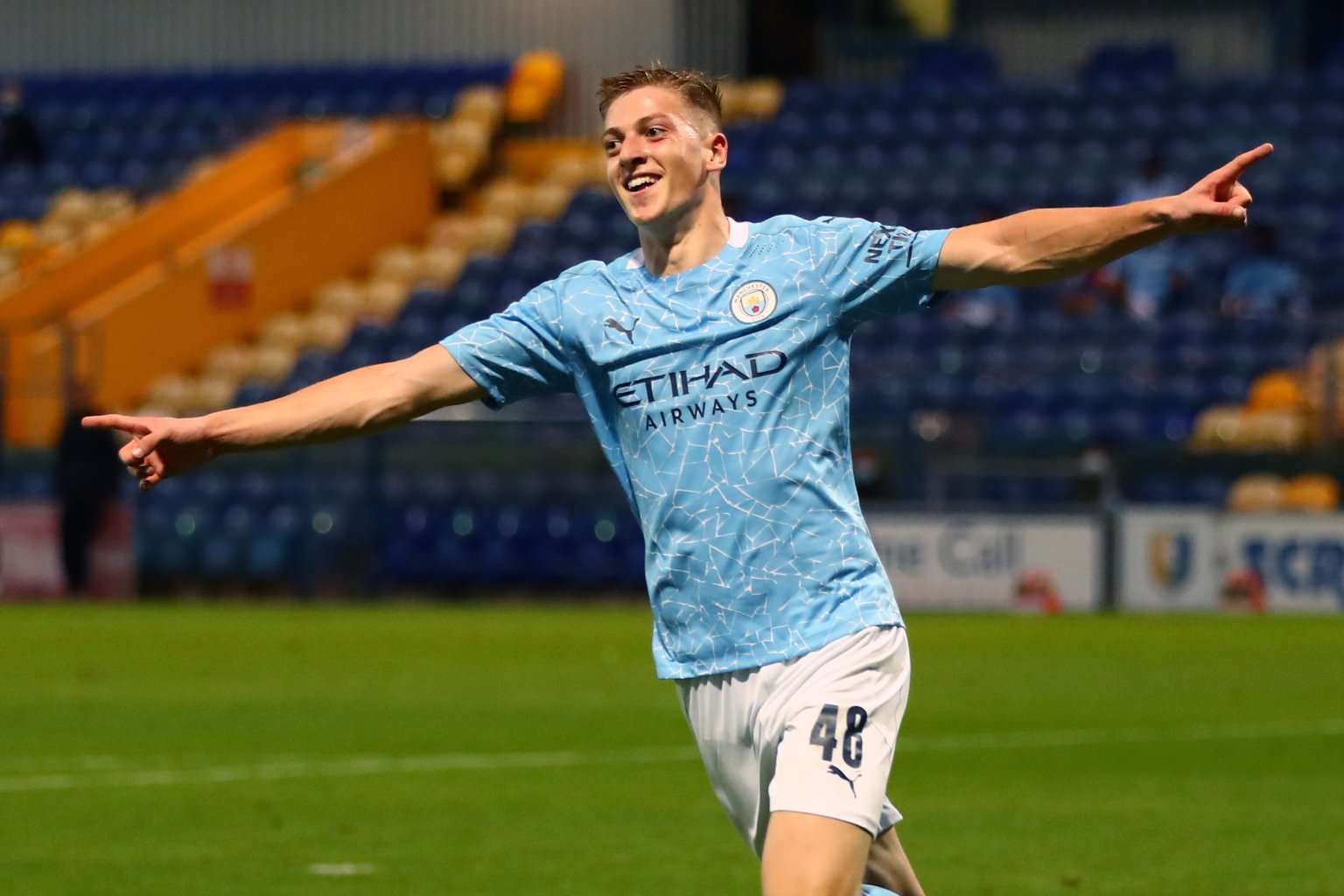 EDS hit Leicester for six to stay top of PL2