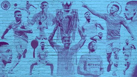 Quatro anos de Gabriel Jesus no Manchester City