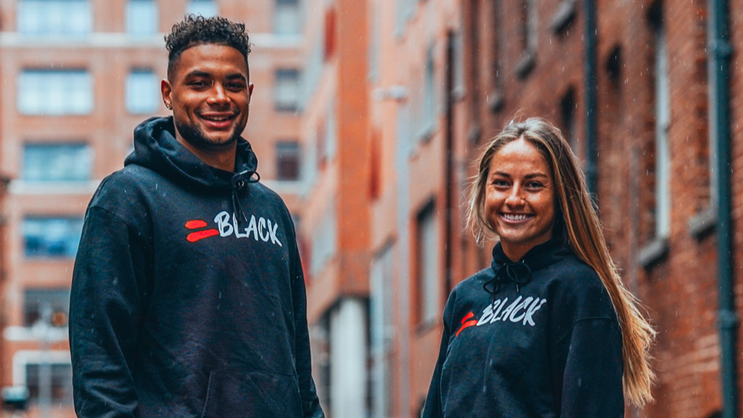 Zack Steffen and Janine Beckie team up for VoyceNow