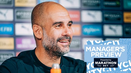 Pep Guardiola shares the latest team news ahead of the Fulham game