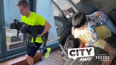 City Away #5: Zinchenko's pet power, Mendy gets into the groove