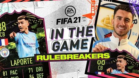 EA스포츠 게임 | 룰브레이커 '아이메릭 라포르트'