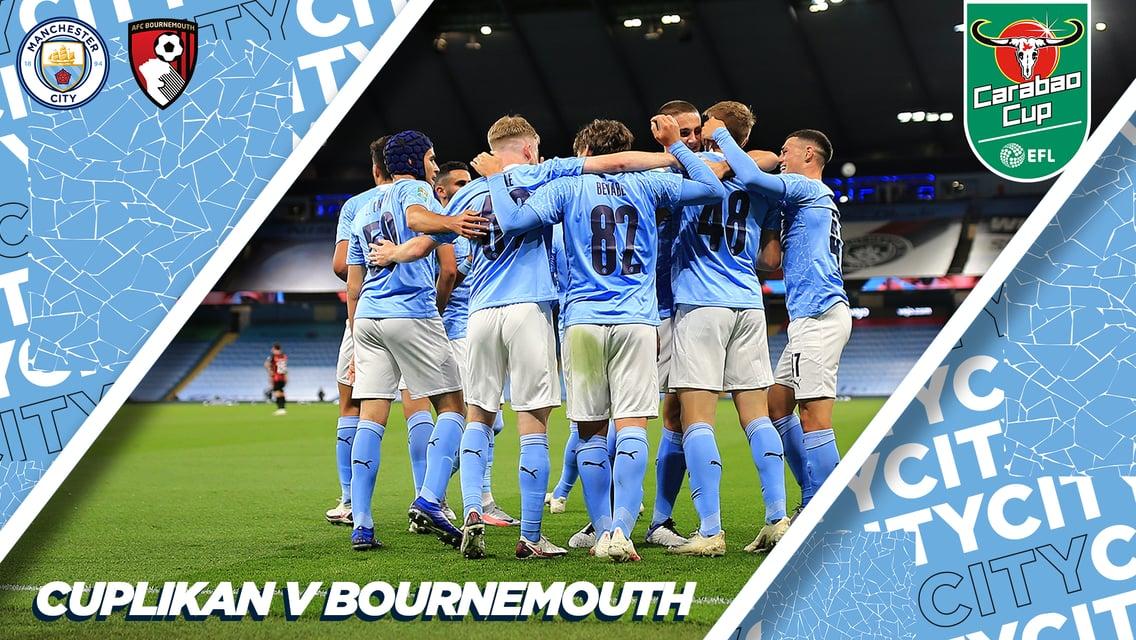 City 2-1 Bournemouth: Cuplikan