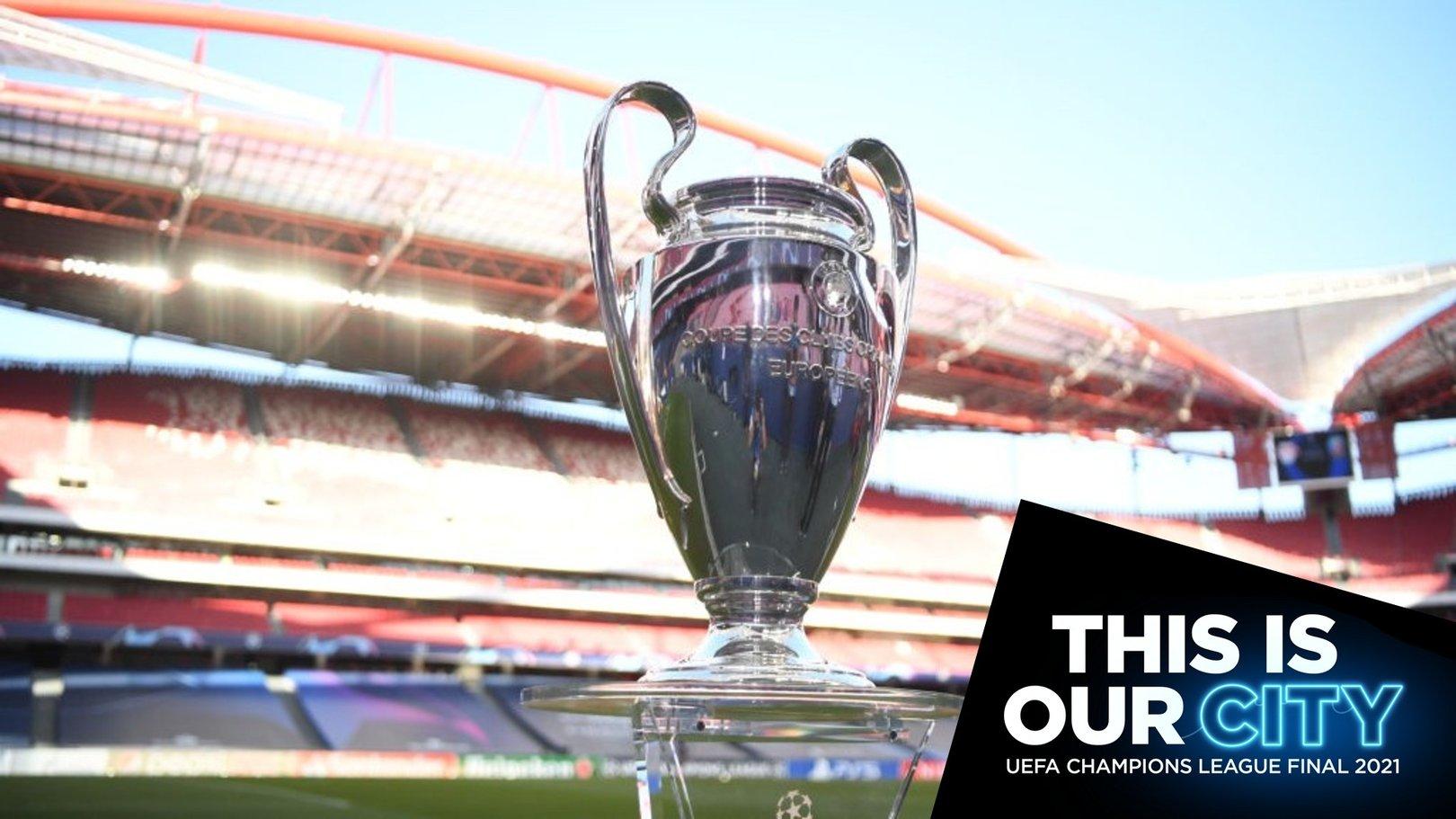 Statistik Di Balik Perjalanan Liga Champions City