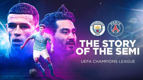 Liga Champions: Cerita Semi-Final