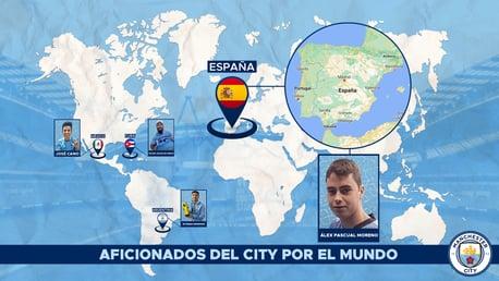 Fanáticos del City: Álex Pascual Moreno