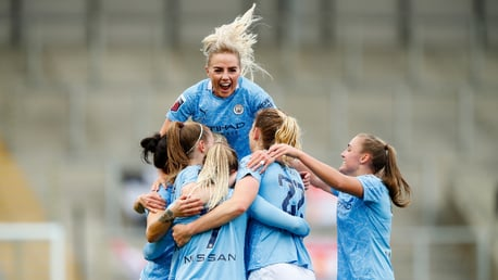 Greenwood: I'd love for City to experience UWCL success
