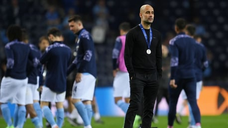 Pep Guardiola: We'll be back stronger