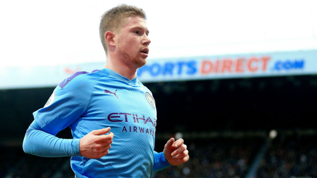 KDB : Can he be the match-winner?