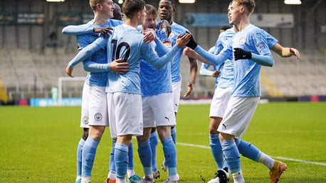 Ten-man EDS record derby day draw