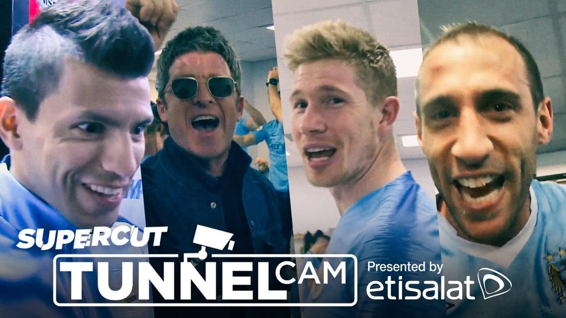 Tunnel Cam Supercut!