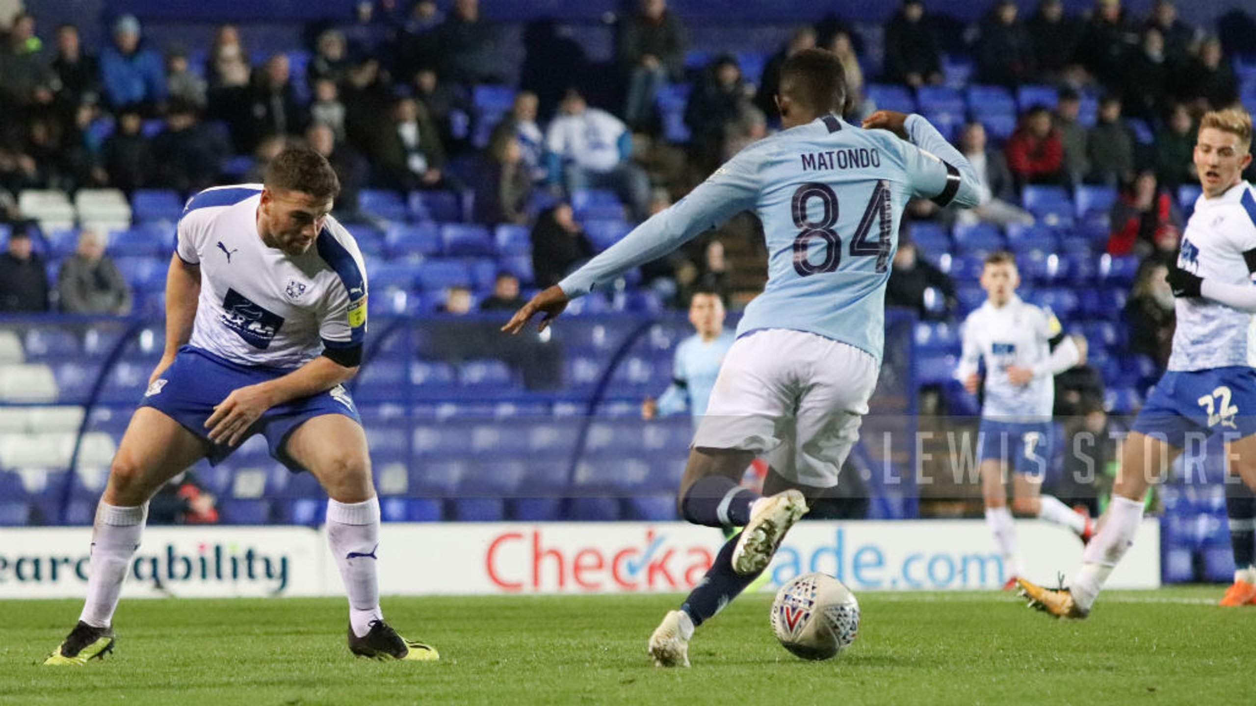City march on in Checkatrade Trophy