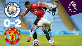 City 0-2 United: Melhores Momentos