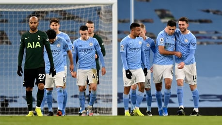Man City v Tottenham Hotspur: Kick-off time, TV info and injury news