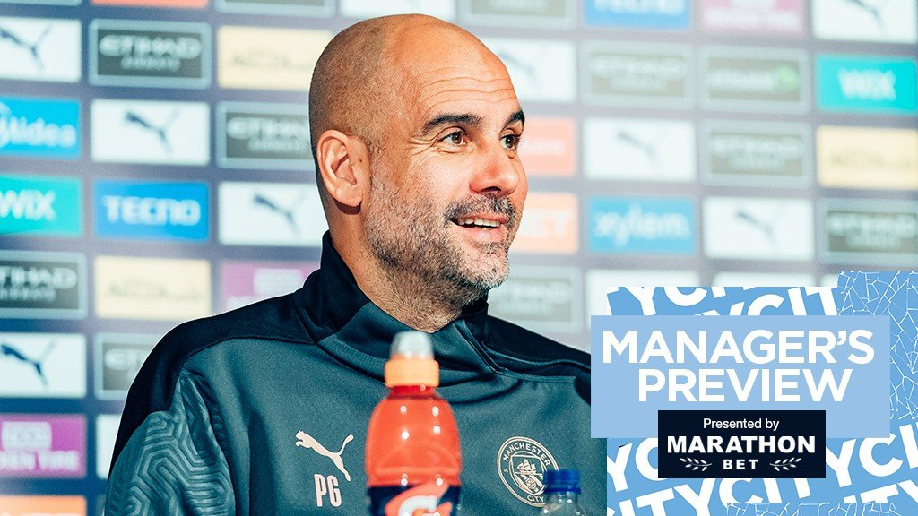 City vs Burnley : la conférence de presse