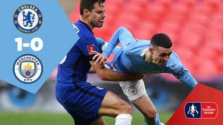 Chelsea 1-0 City: Full-match replay