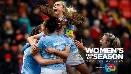 Women's End of Season Awards: Trio hailed!