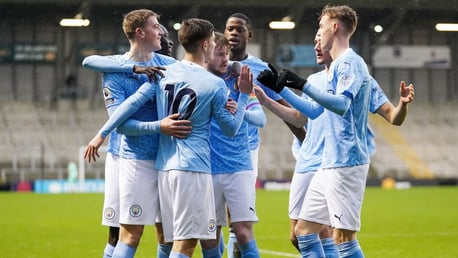 City's EDS seek to celebrate PL2 title win in style