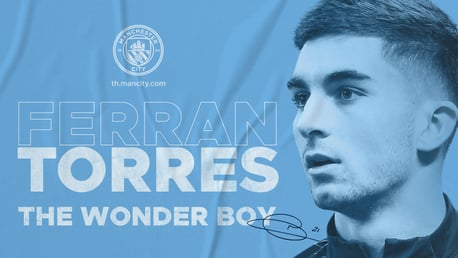 เฟร์ราน ตอร์เรส: THE WONDER BOY