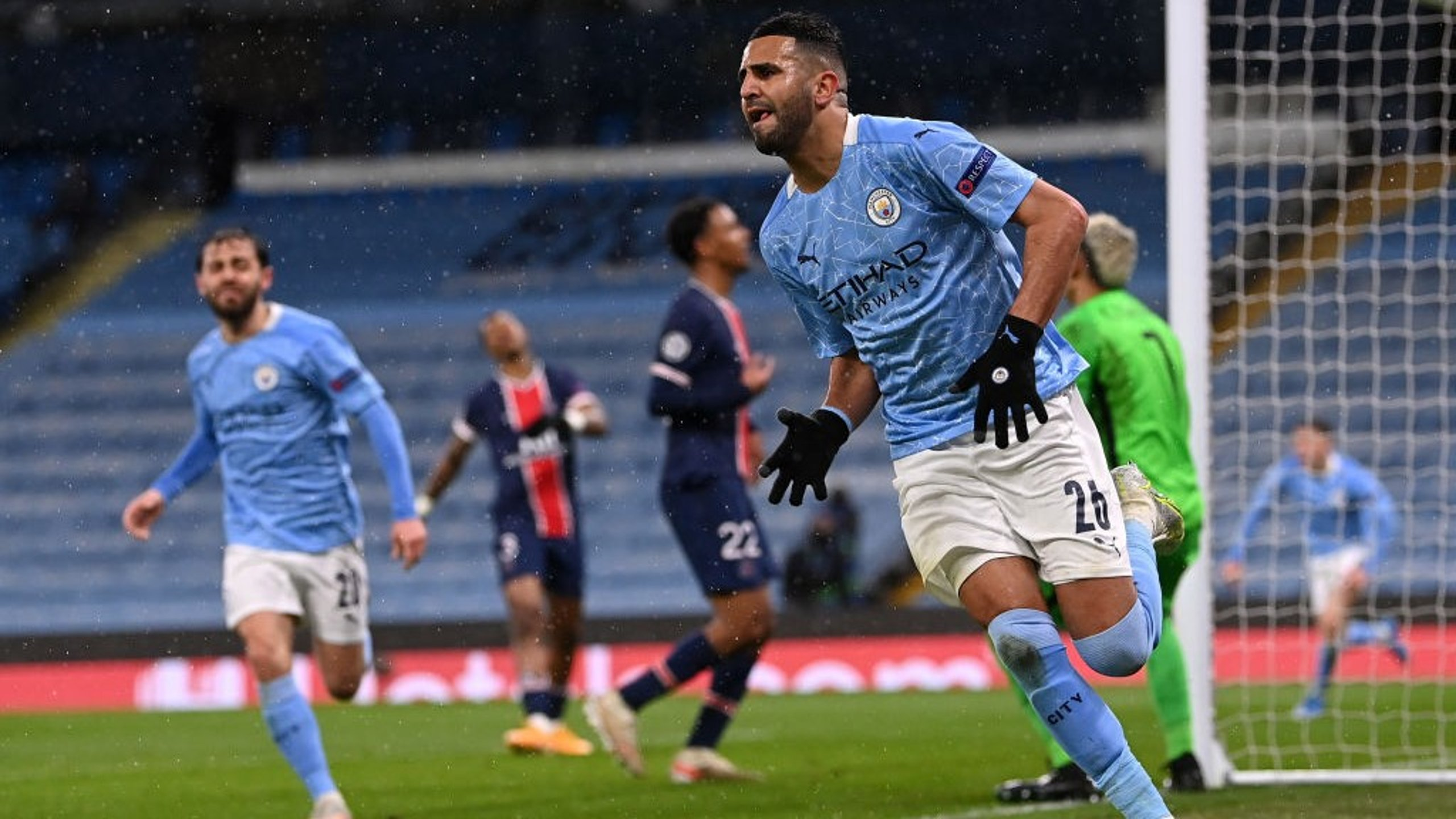 City faz história, vence o PSG e está na final da Liga dos Campeões