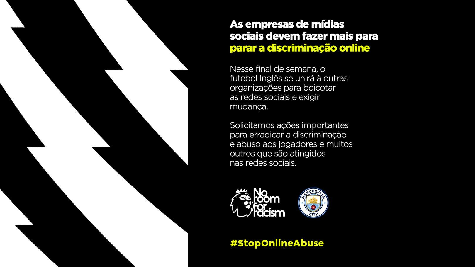 Unindo forças para exigir mudanças antes do boicote nas redes sociais