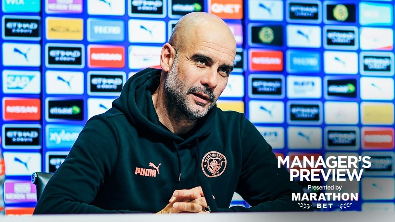 Pep salutes 'The Impossibles'
