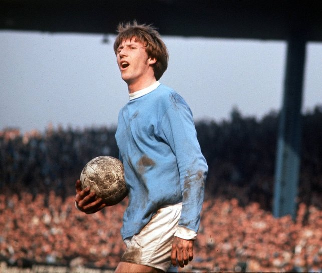 KING OF THE KIPPAX: Colin was all that and more