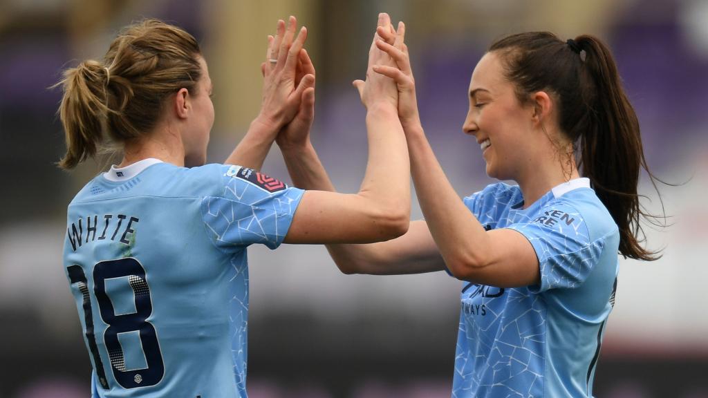 White-hot City cruise into Champions League quarter-finals