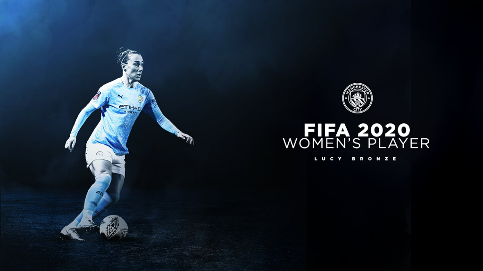 Bronze named The Best FIFA Women's Player of the Year for 2020